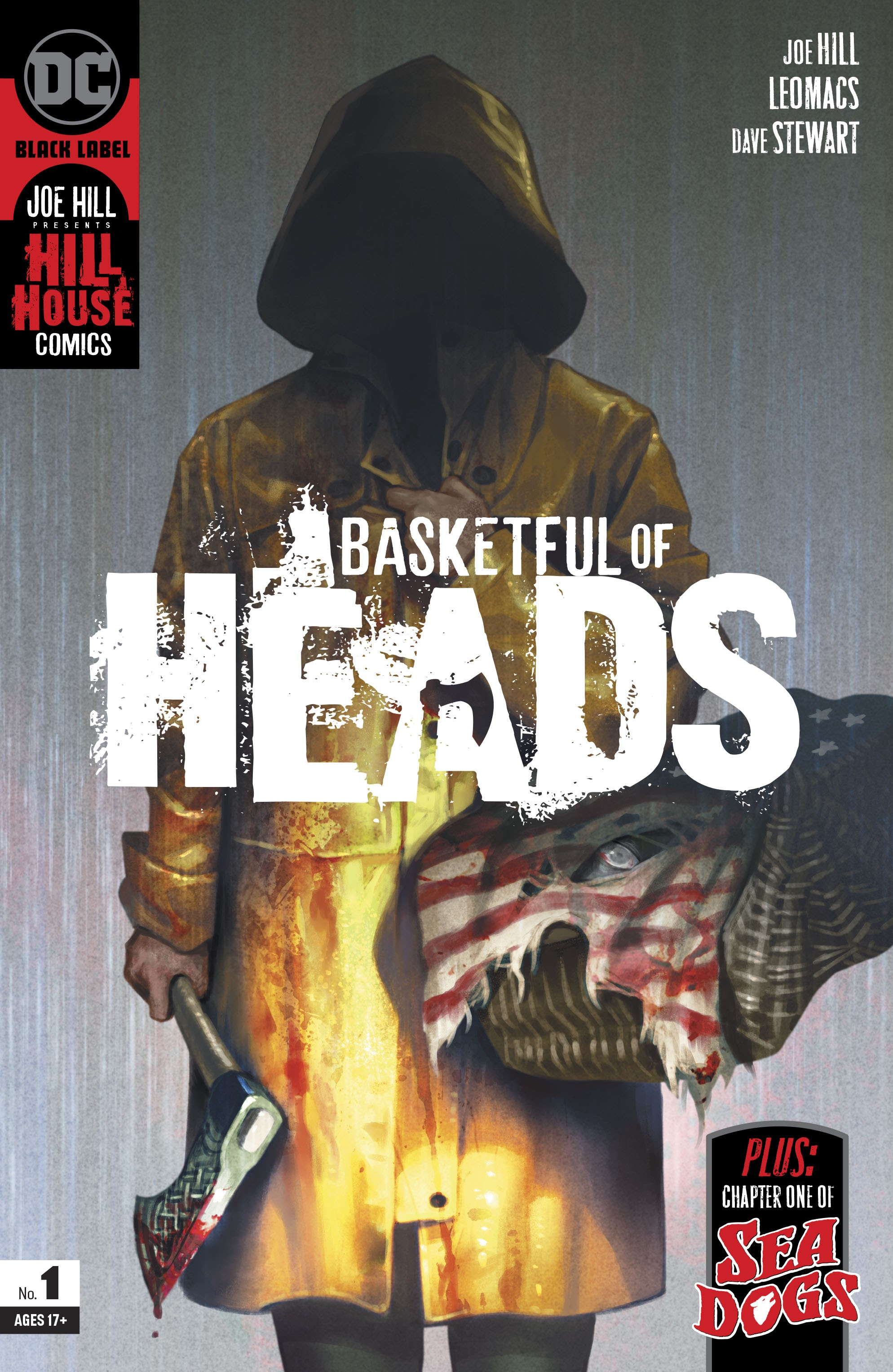 Basketful of Heads Vol 1 1