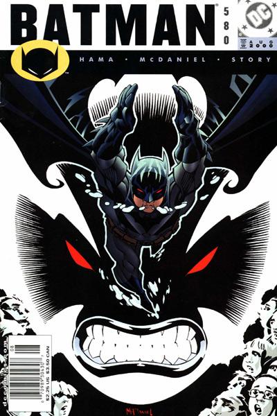 Batman Vol 1 580
