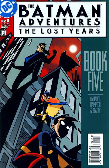The Batman Adventures: The Lost Years Vol 1 5