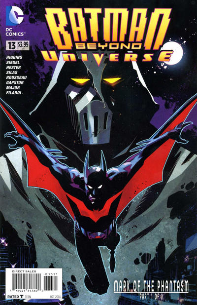 Batman Beyond Universe Vol 1 13