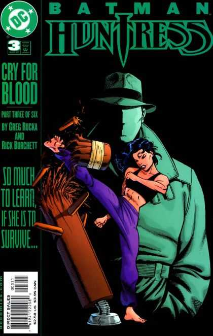 Batman/Huntress: Cry for Blood Vol 1 3