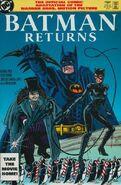 Batman Returns Comic