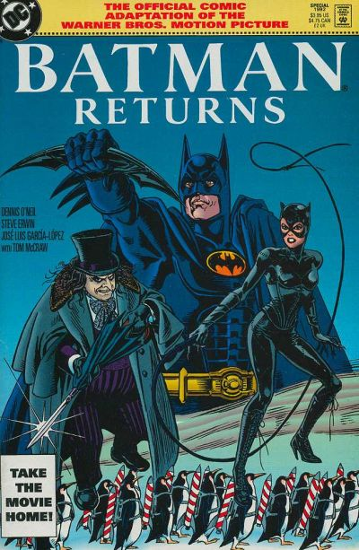 Batman Returns: The Official Comic Adaptation Vol 1 1