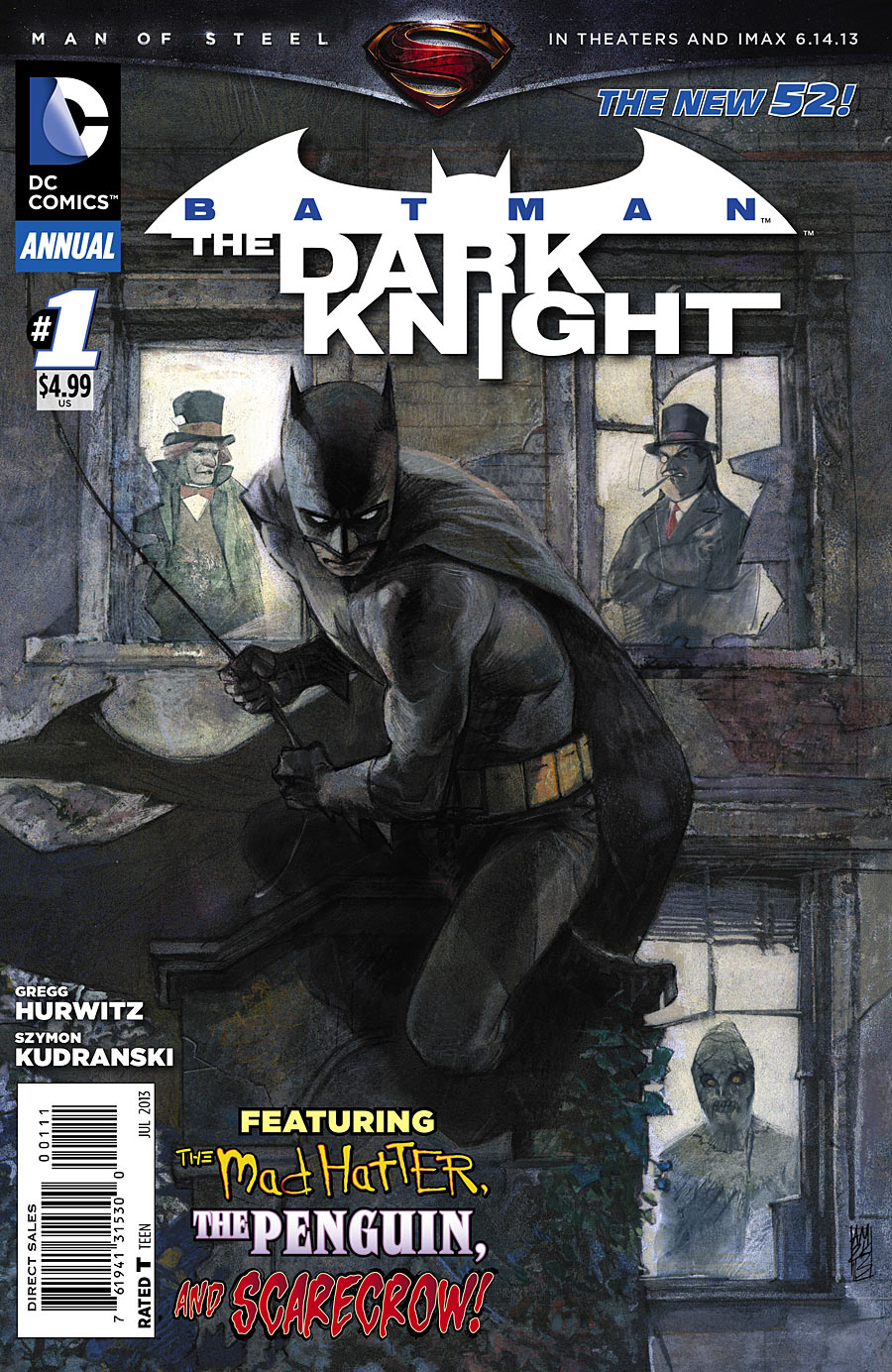 Batman: The Dark Knight Annual Vol 2 1