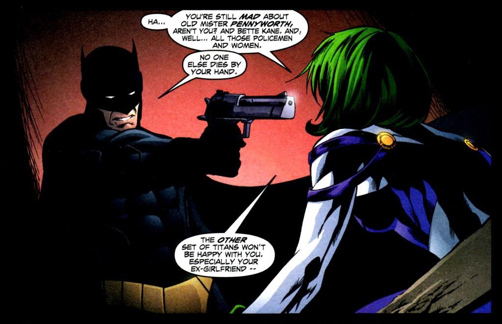 Alfred Pennyworth (Titans Tomorrow)