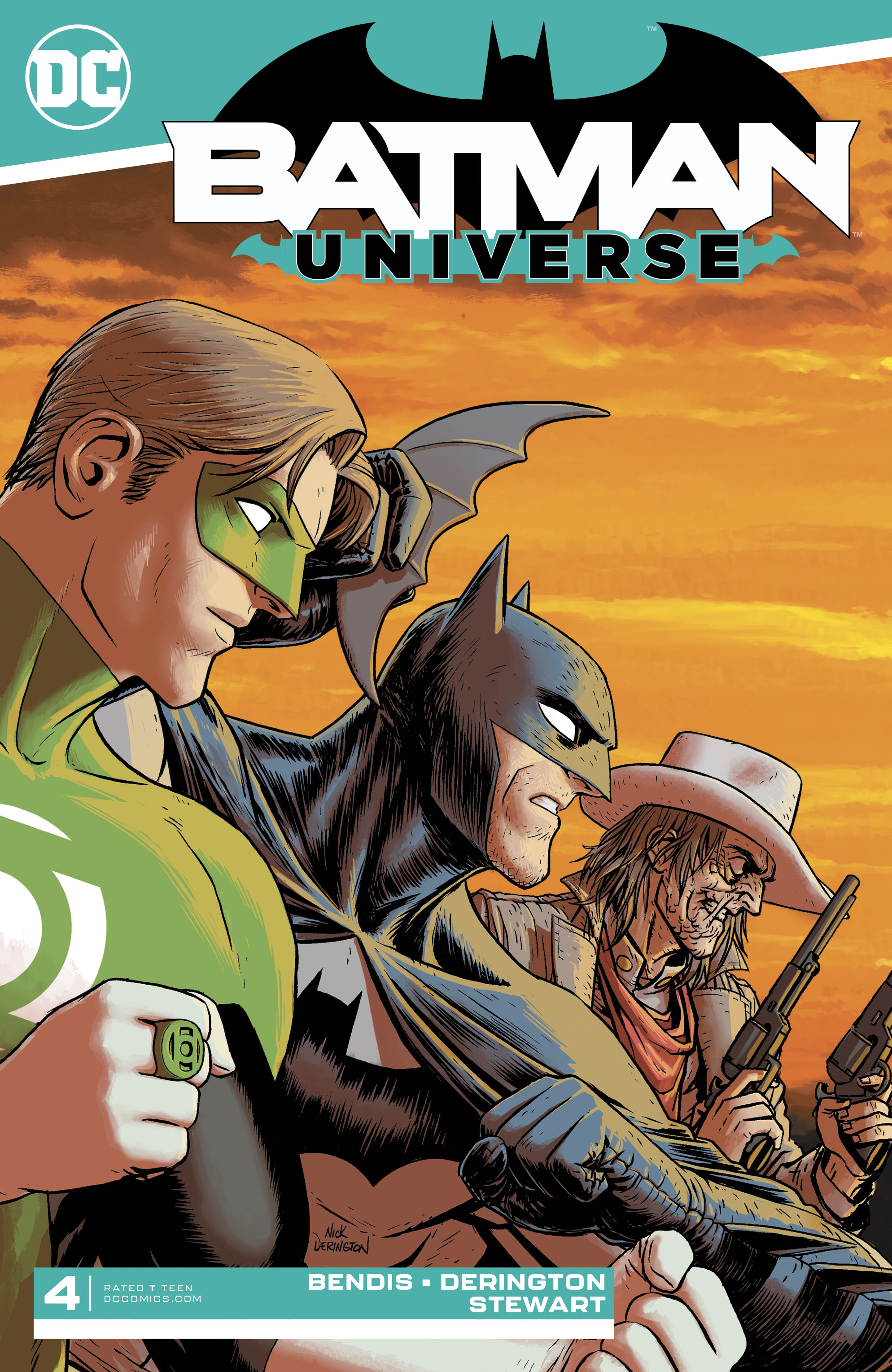 Batman: Universe Vol 1 4