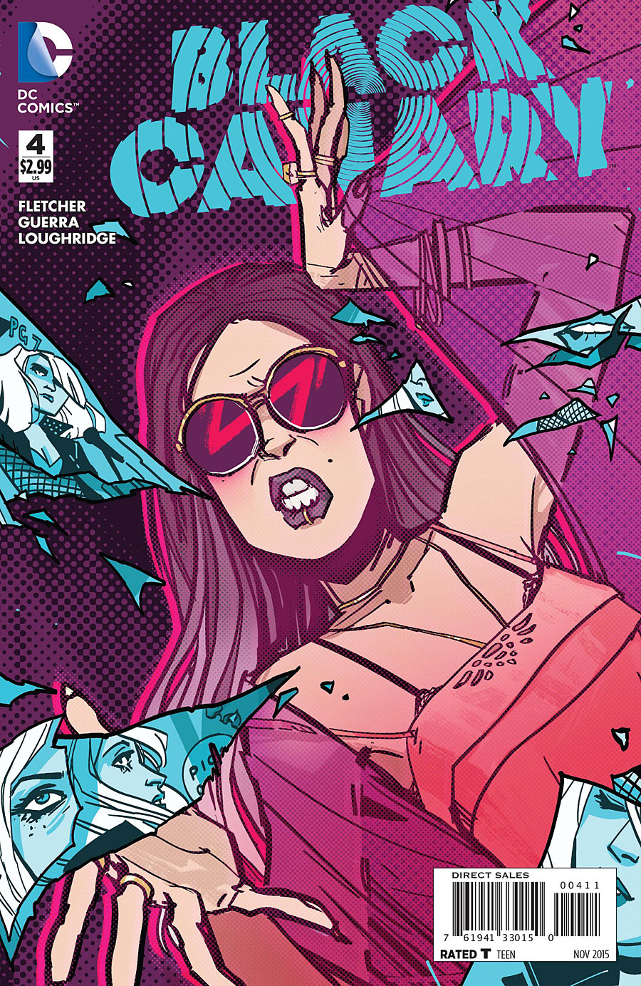 Black Canary Vol 4 4