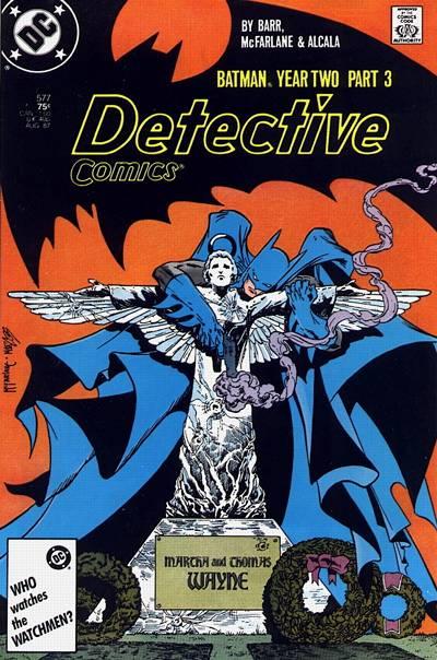Detective Comics Vol 1 577