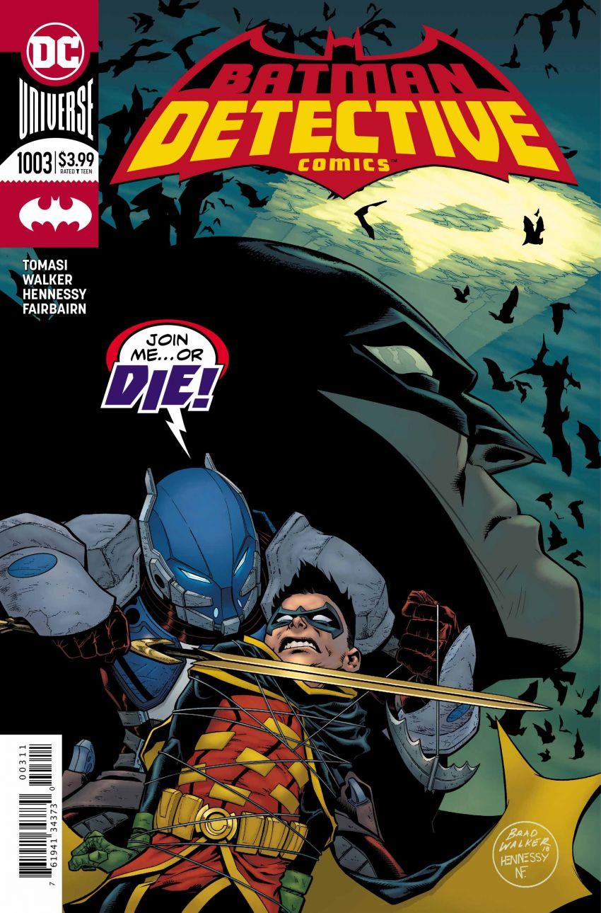 Detective Comics Vol 1 1003