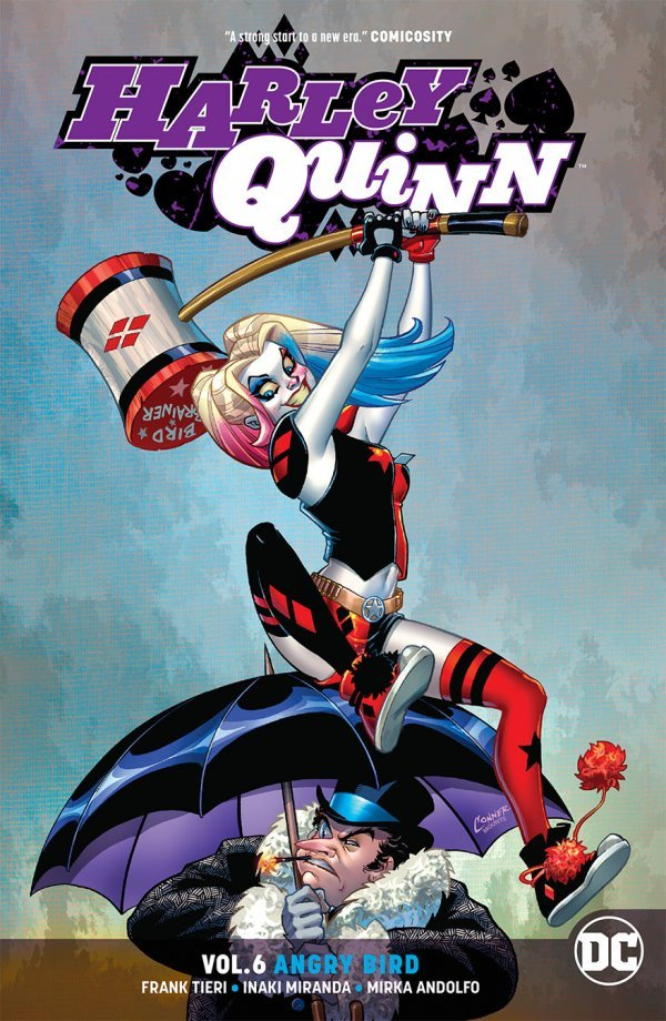 Harley Quinn: Angry Bird (Collected)
