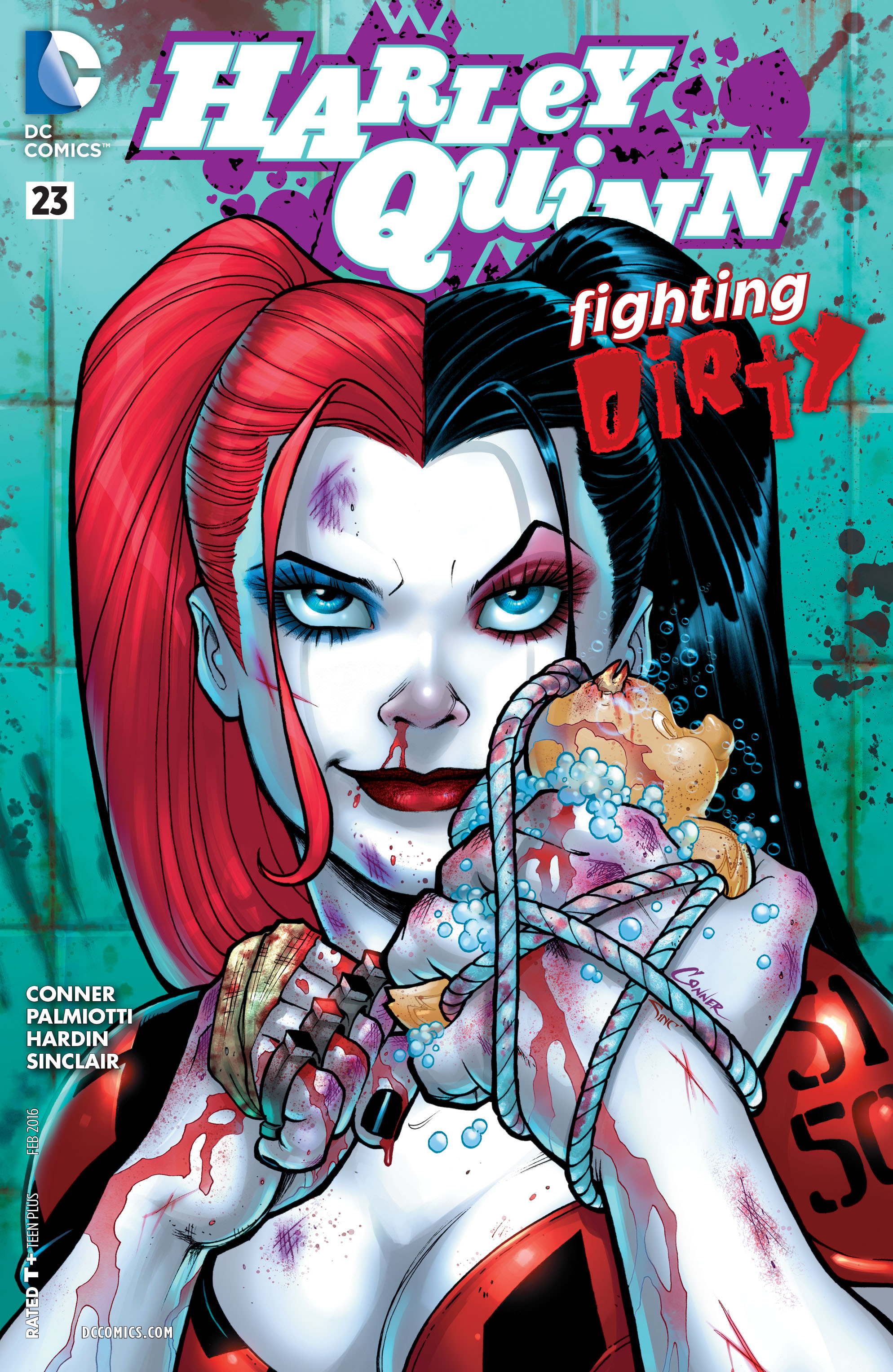 Harley Quinn Vol 2 23 Variant.jpg
