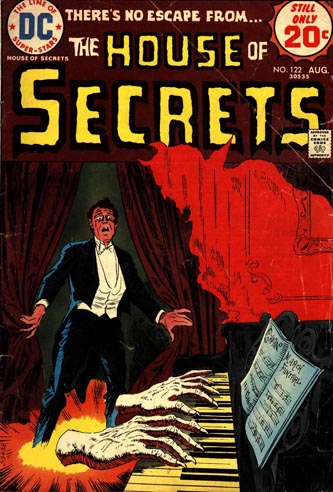 House of Secrets Vol 1 122