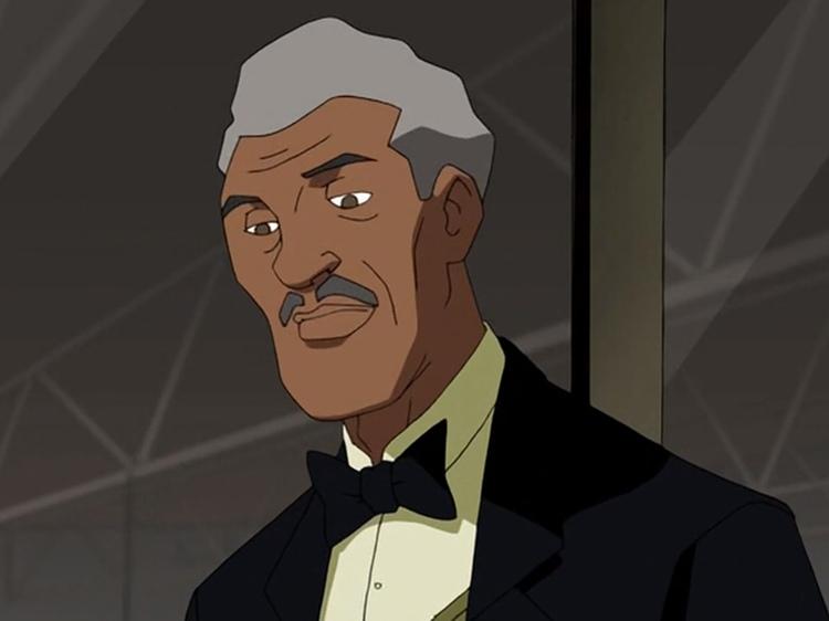 Lucius Fox (The Batman)
