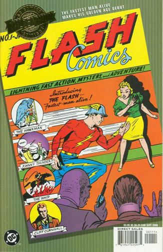 Millennium Edition: Flash Comics Vol 1 1