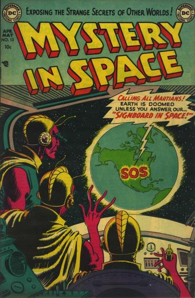 Mystery in Space Vol 1 13