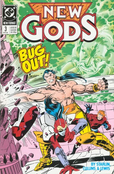 New Gods Vol 3 3