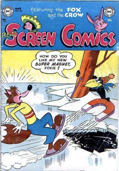 Real Screen Comics Vol 1 60