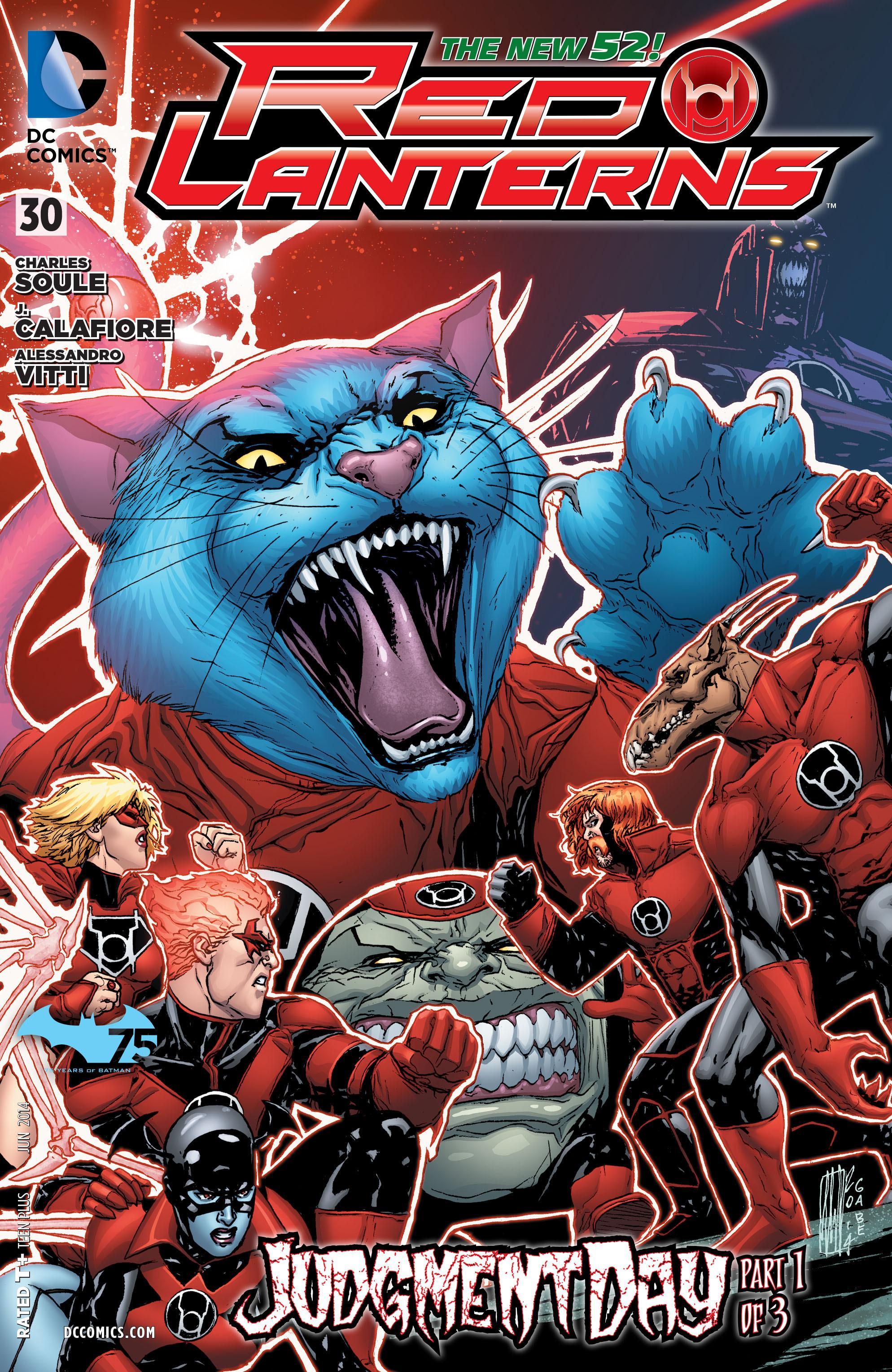 Red Lanterns Vol 1 30