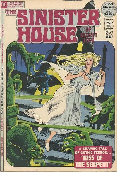 Sinister House of Secret Love Vol 1