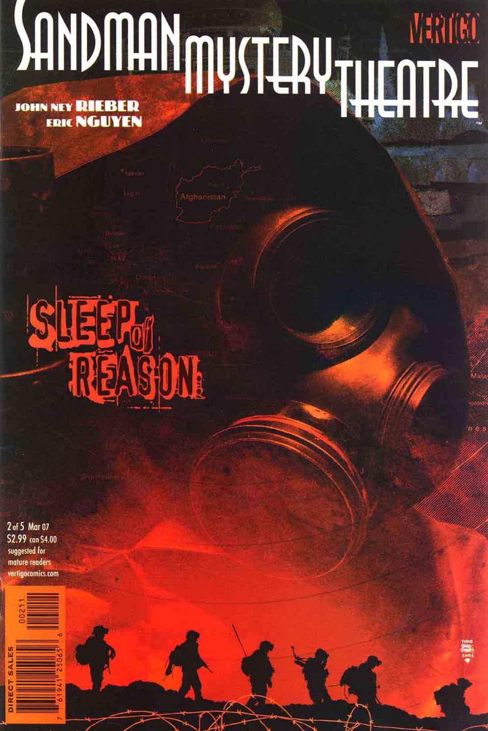 Sandman Mystery Theatre: Sleep of Reason Vol 1 2