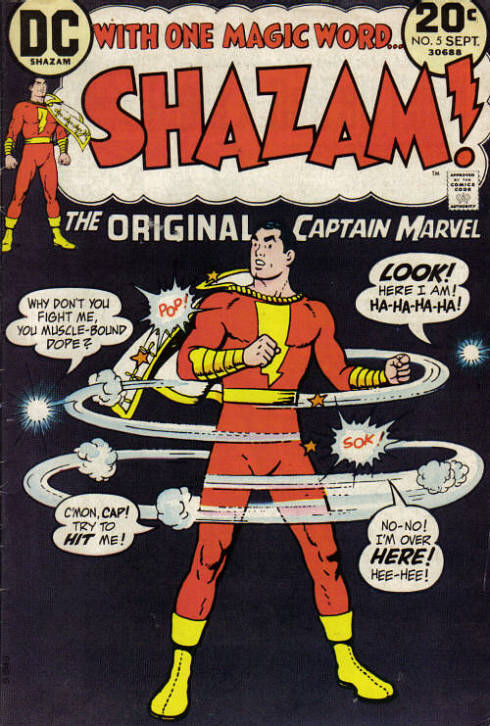 Shazam! Vol 1 5
