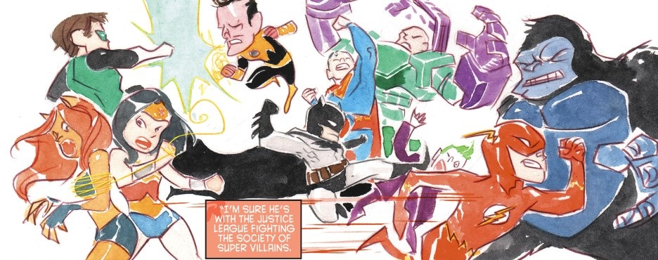 Society of Super Villains (Lil Gotham)