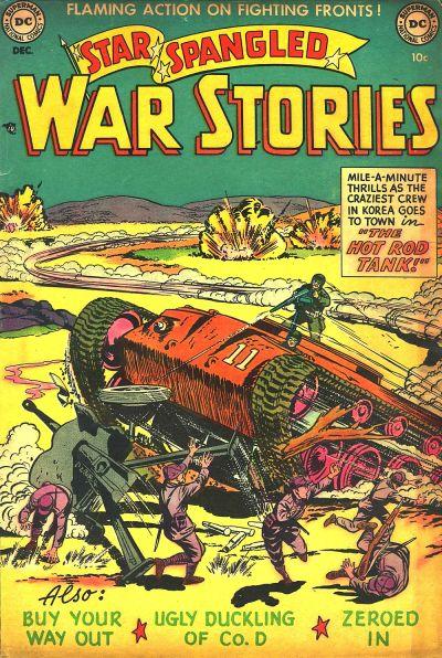 Star-Spangled War Stories Vol 1 4
