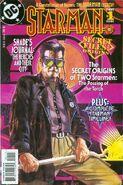 Starman Secret Files and Origins 1
