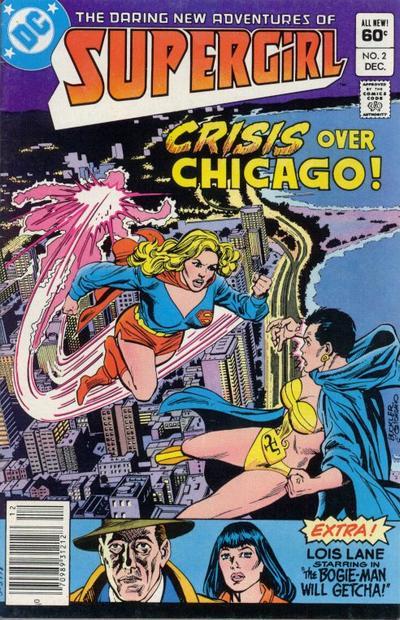 Supergirl Vol 2 2