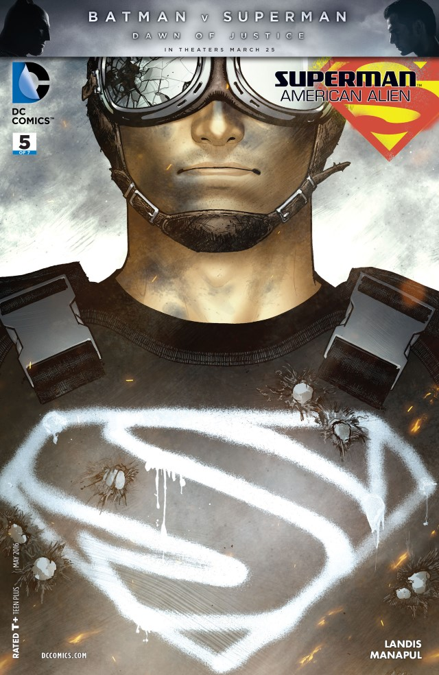 Superman: American Alien Vol 1 5