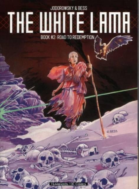 The White Lama Vol 1 2
