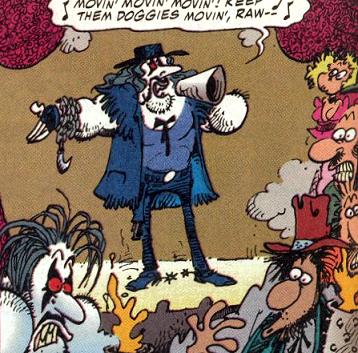 Wild Bo Hickock (A Fistful of Bastiches)