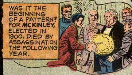 William McKinley (New Earth)