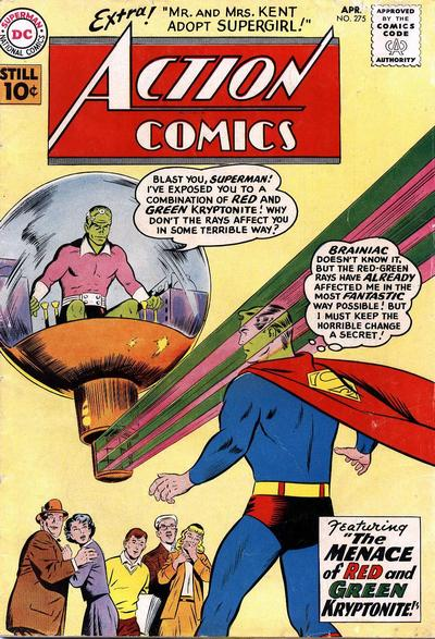 Action Comics Vol 1 275