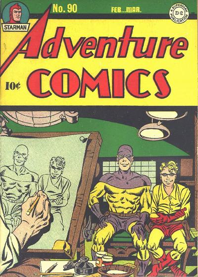 Adventure Comics Vol 1 90