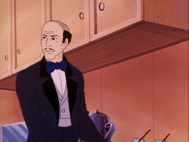 Alfred Pennyworth (Super Friends)
