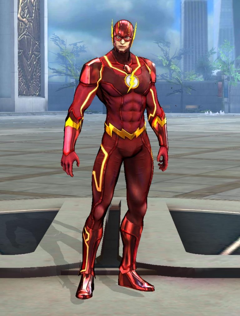 Barry Allen (DC Unchained)