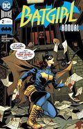 Batgirl Annual Vol 5 2
