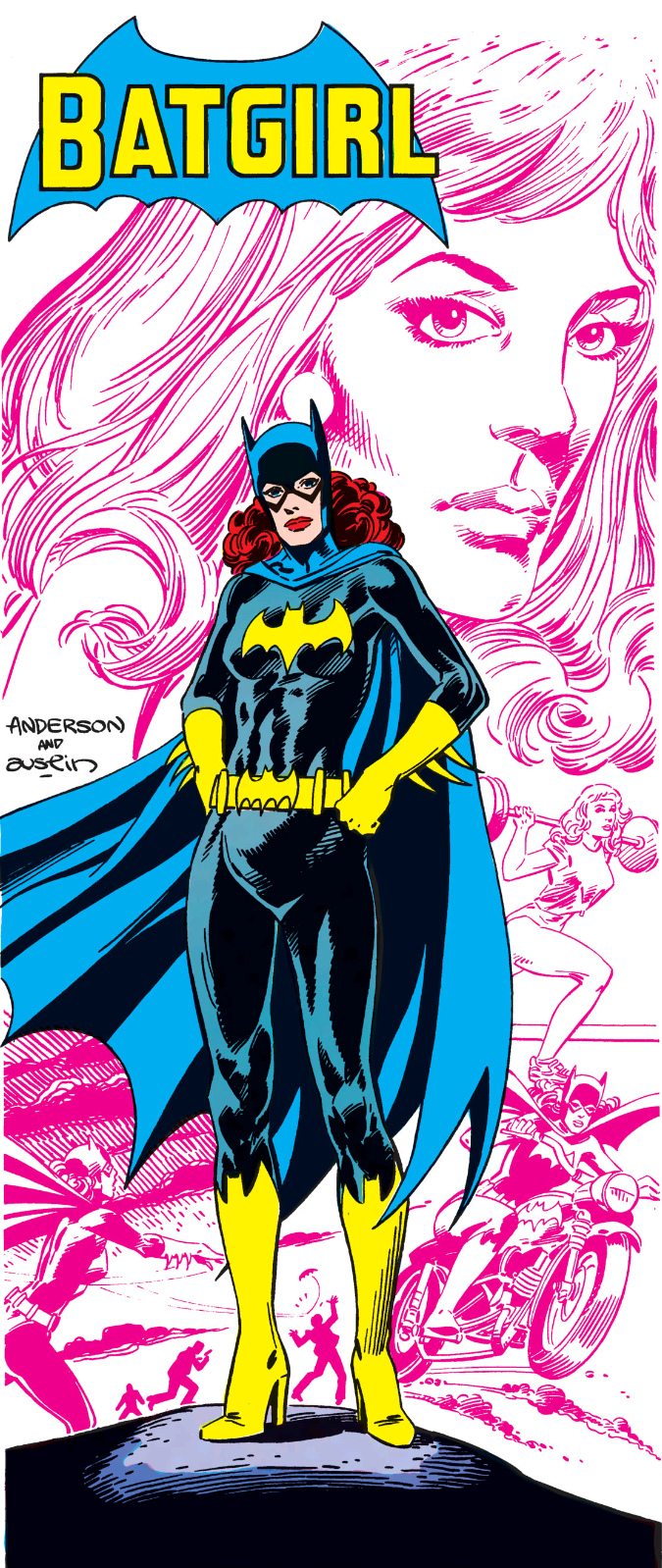 Barbara Gordon (Earth-One)