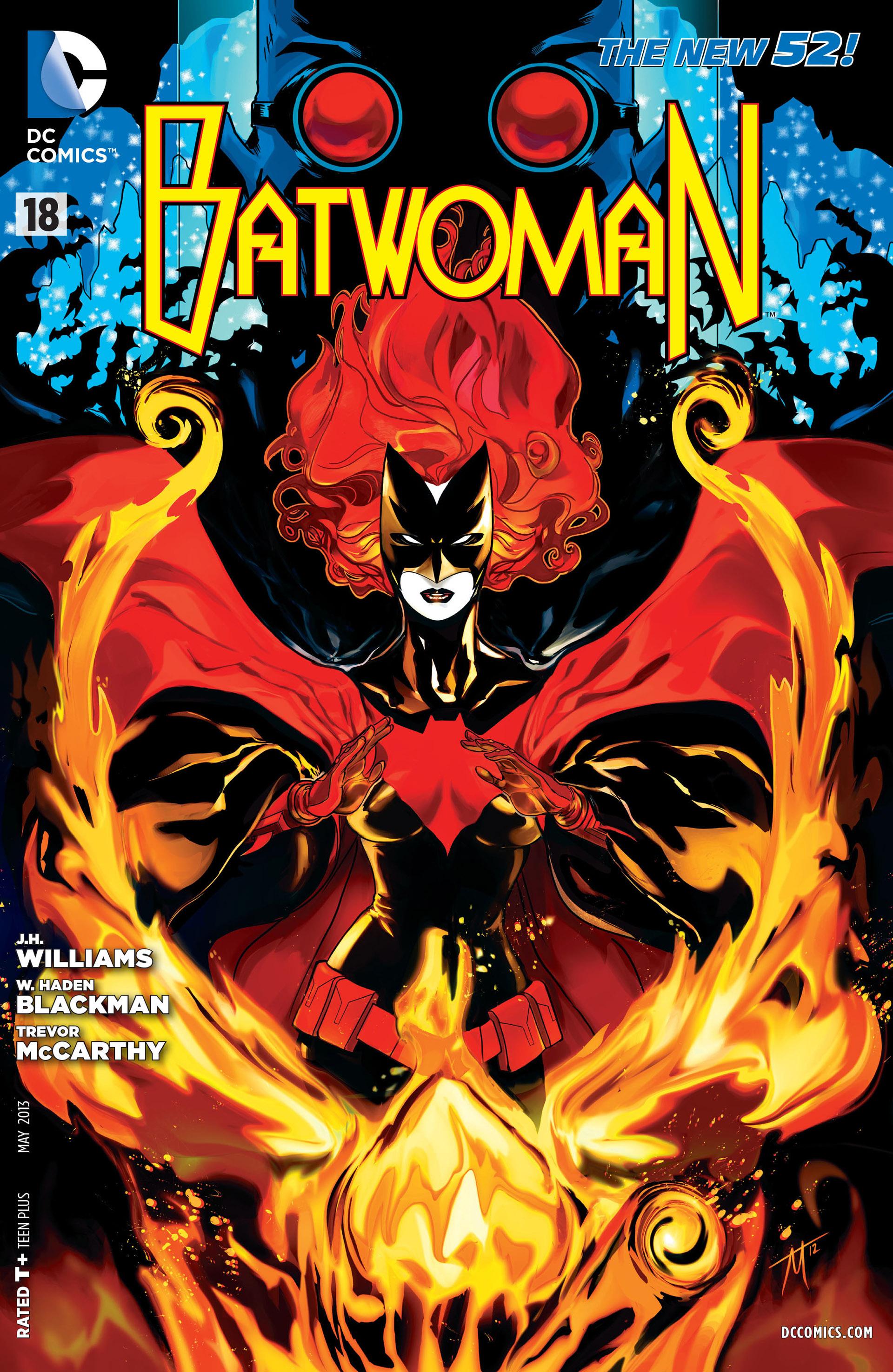Batwoman Vol 2 18