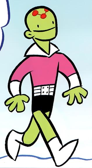 Brainiac (Tiny Titans)