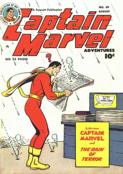 Captain Marvel Adventures Vol 1 99