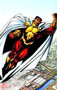 Captain Thunder Destiny 001