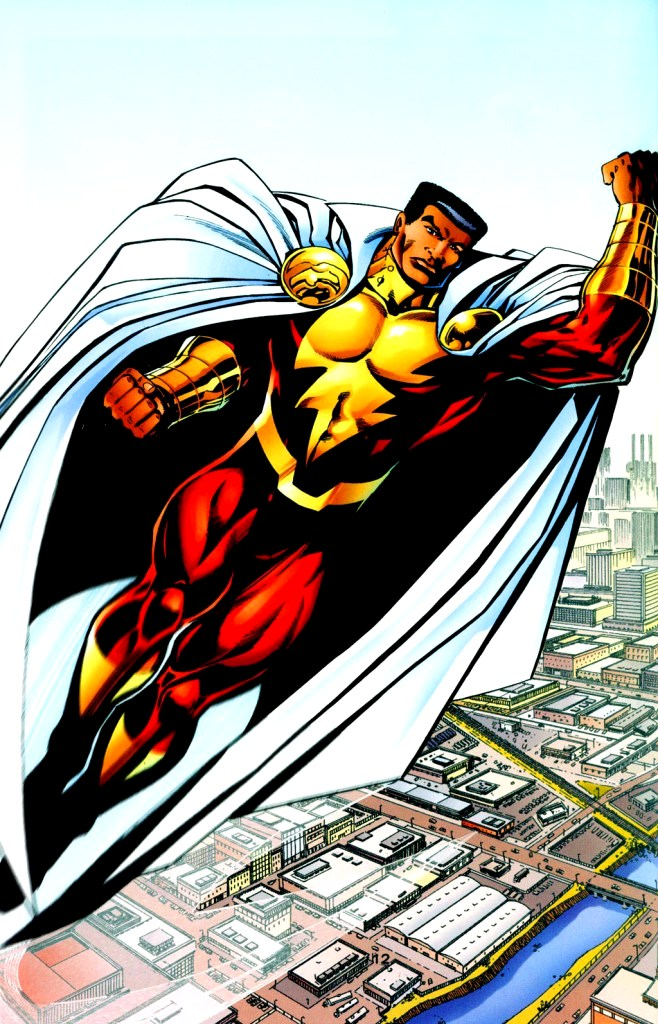Captain Thunder (Destiny)