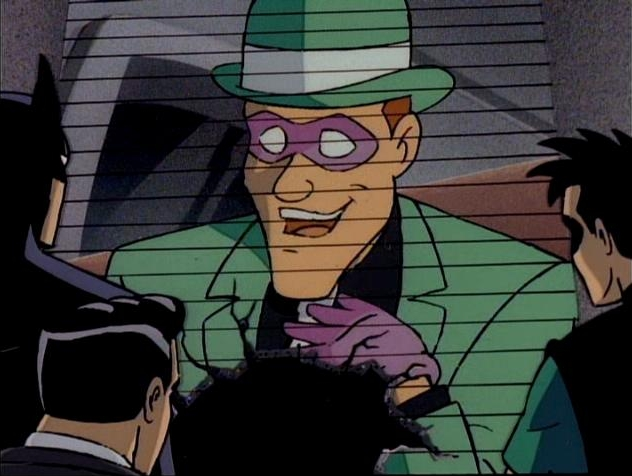 Batman (1992 TV Series) Episode: If You're So Smart, Why Aren't You Rich?