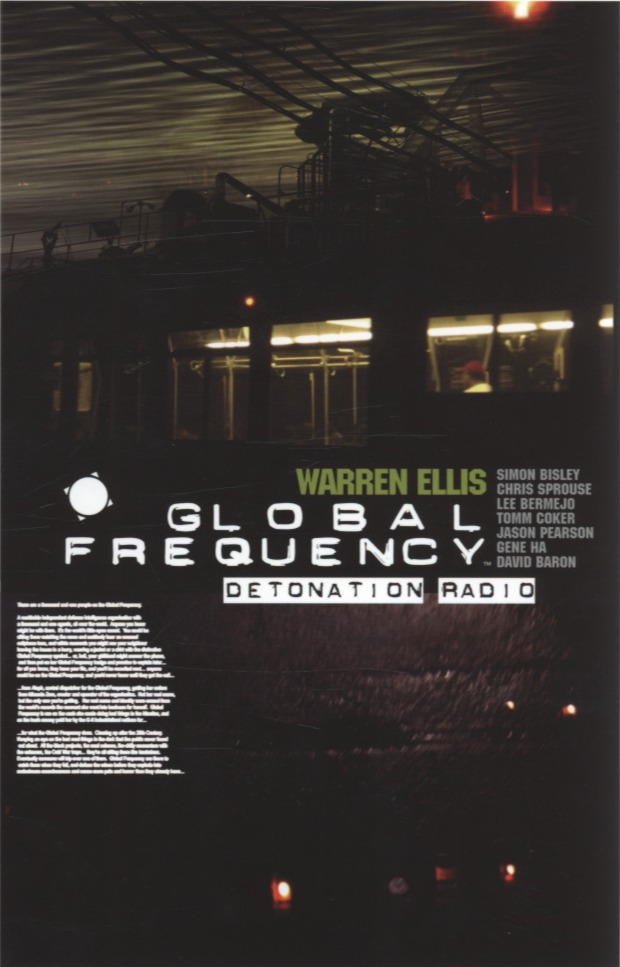 Global Frequency: Detonation Radio (Collected)