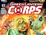 Green Lantern Corps Vol 2 37