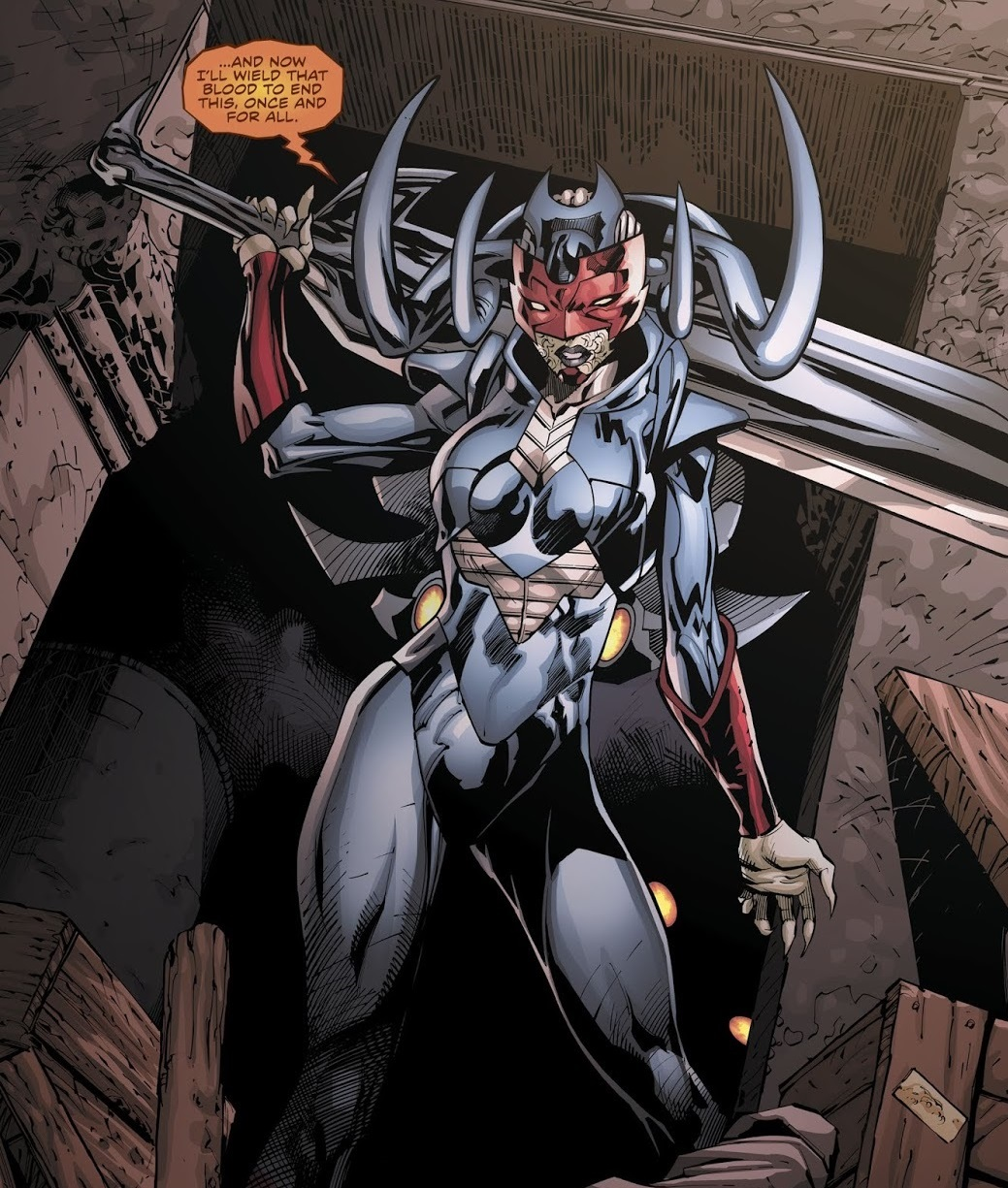 Kyra Arg (Prime Earth)
