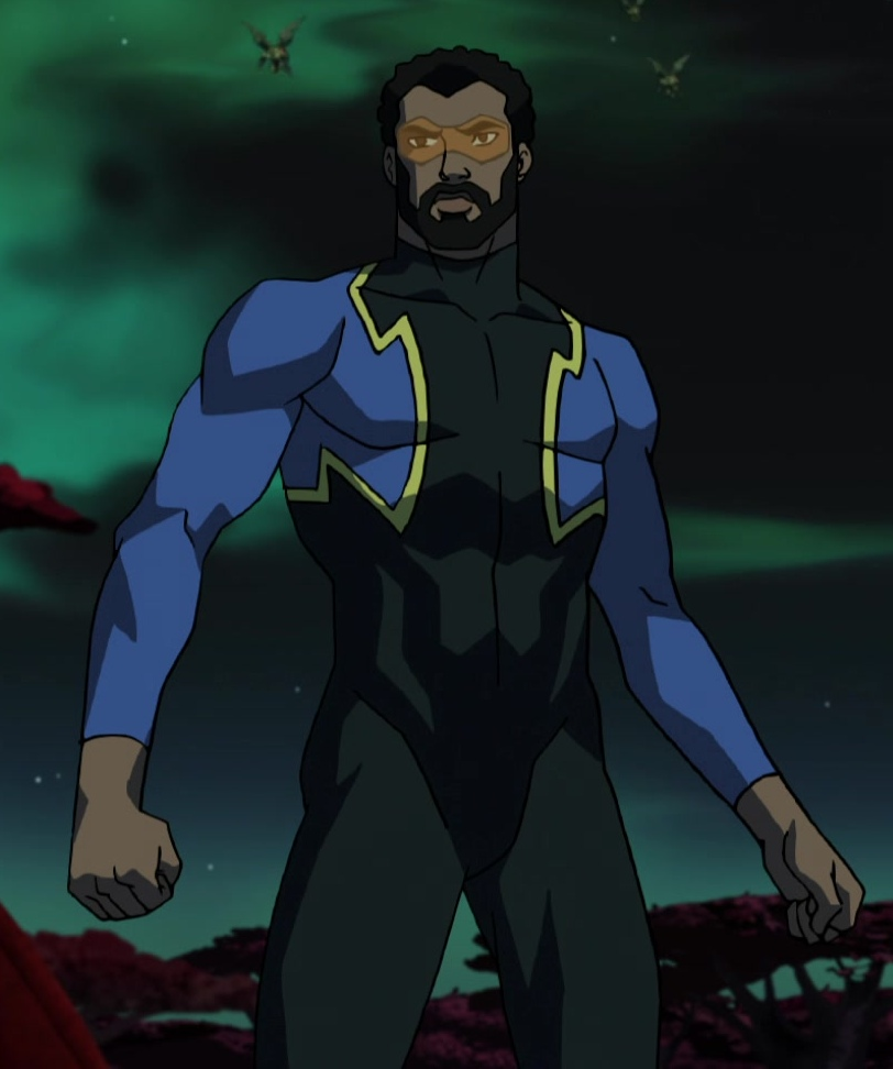 Jefferson Pierce (Earth-16)