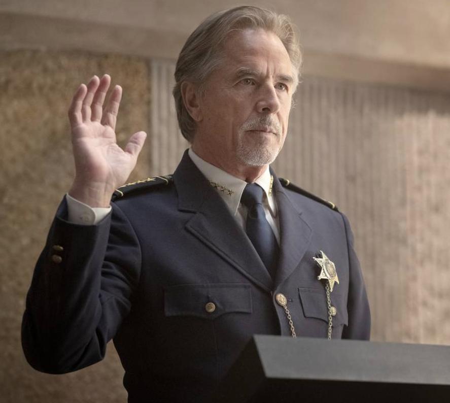 Judd Crawford (Watchmen TV Series)
